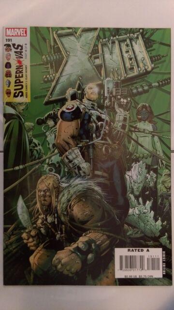 X-Men #191 (Nov 2006, Marvel)