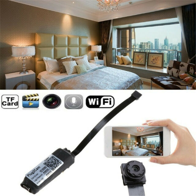WIFI IP Indoor Wireless Camcorder Family Safety Mini Camera DVR New Digital