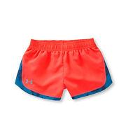 Under Armour Little Girls' Tie Dye Side Short Size 6 Color: Afterburn