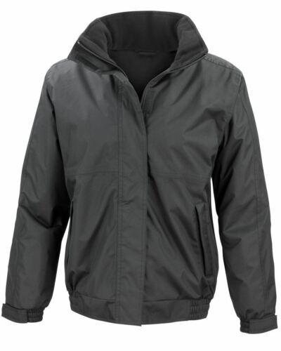 Result Core Ladies/' Channel Jacket-Women/'s Casual Warm Waterproof Coat XS to 2XL