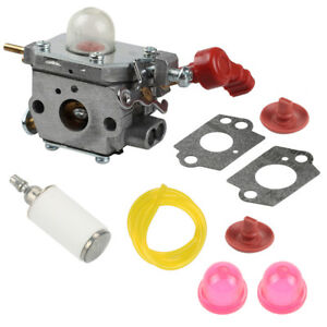 details about 545081857 carburetor carb kit for poulan bvm200fe gas blower fuel filter Racor Fuel Gas Filters