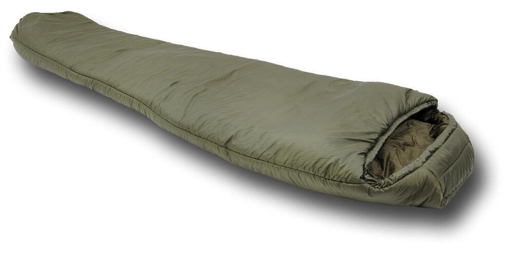 SNUGPAK SOFTIE 12 OSPREY SLEEPING BAG GREEN [28048]
