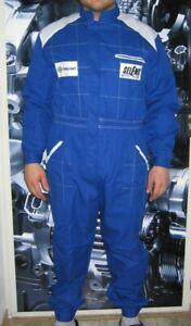 PETRONAS-Arbeitsanzug-PIAGGIO-Mechaniker-Overall-Selenia-Moto-Rider-Gr-56-XL