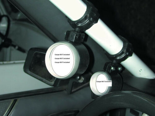 """52mm AUTOMETER ROLL CAGE BAR MOUNT CUP 2-1//16/"""" GAUGE POD FOR 1-5//8/"""" TUBING"""