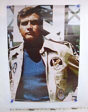 Large Retro belt buckle Like Lee Majors wore in The Six Million Dollar Man