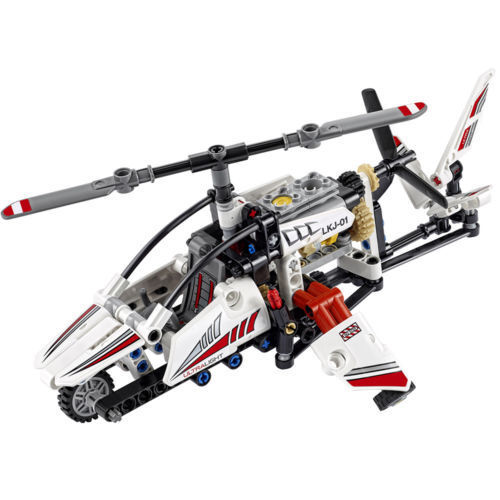 LEGO Technic Ultralight Helicopter (42057) Advanced Creative Contruction Set