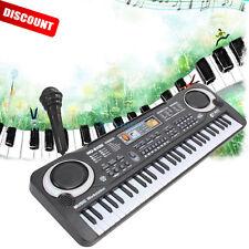 61 Keys Digital Music Electronic Keyboard Key Board Electric Piano Gift EU plug