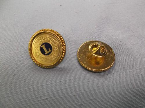 """LIONS pin 1/"""" diameter"""