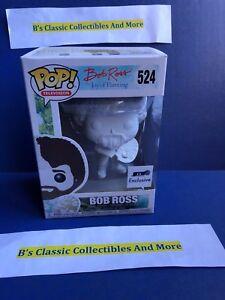ae04b80fc8b Bob Ross DIY POP Vinyl Figure  524 Funko - Paint It Yourself - GTS ...