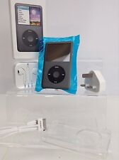 Apple iPod Classic 7th Generation Black / Space Grey (120GB) - PRISTINE