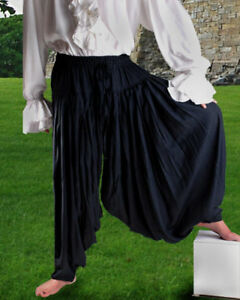 Renaissance Pirate Medieval Costume Pants ToBeAPirate.com