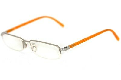 Ray-Ban RB 6102 2565 Brille Silber/Gelb glasses lunettes FASSUNG