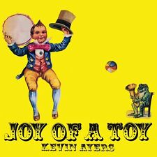 KEVIN AYERS - JOY OF A TOY - REISSUE LP VINYL NEW SEALED 2012