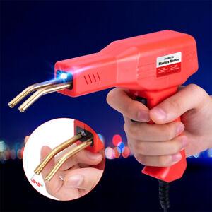 Car Bumper Repair Plastic Welder Garage Tool Practical Hot Stapler PVC Machine