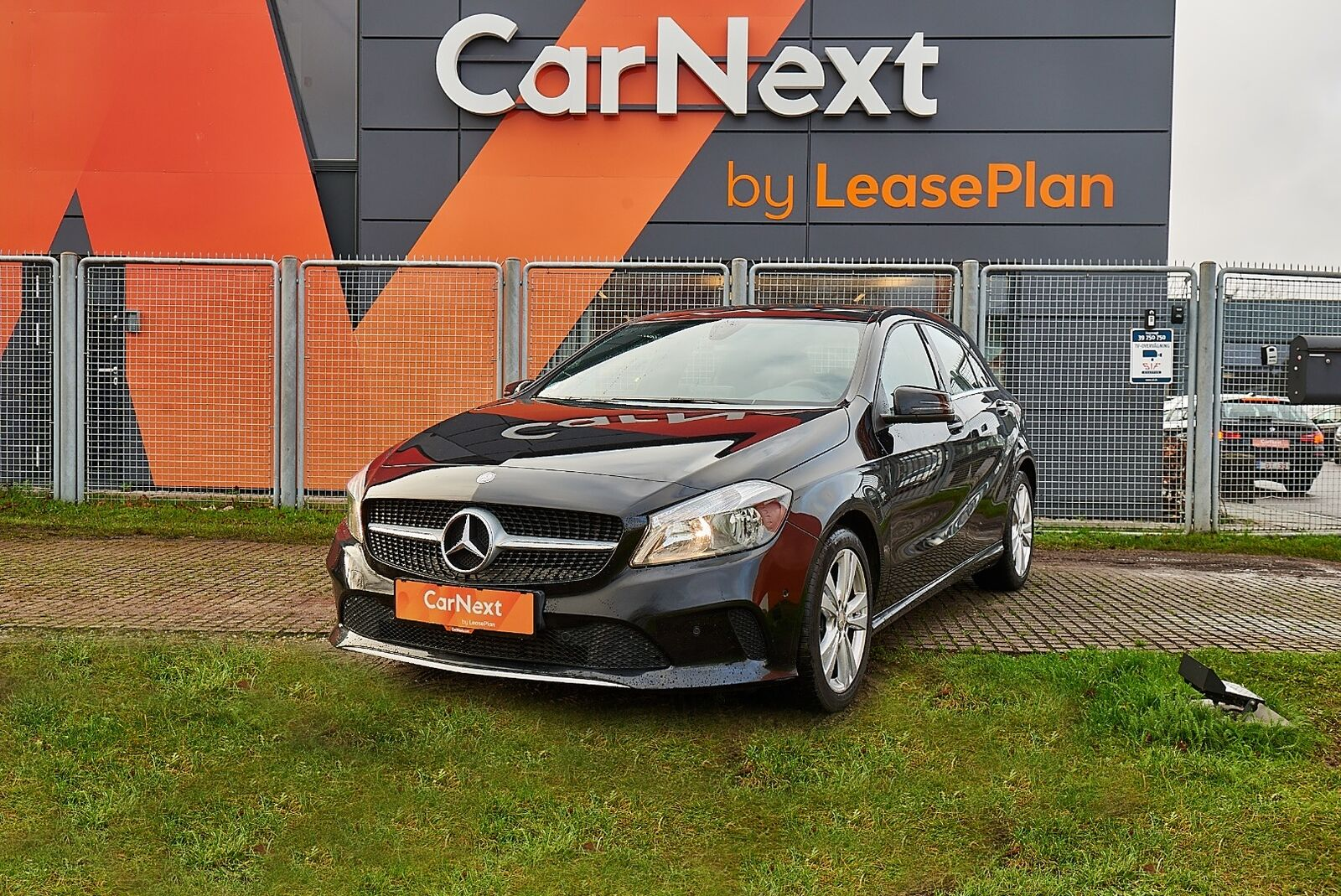 Mercedes A180 d 1,5 Business aut. 5d - 254.900 kr.
