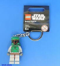 LEGO®  Star Wars Schlüsselanhänger 851659 / Figur Boba Fett