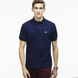 Lacoste-Men-039-s-Short-Sleeve-Fit-Polo-Shirt-100-AUTHENTIC-VARIETY-PO-G41