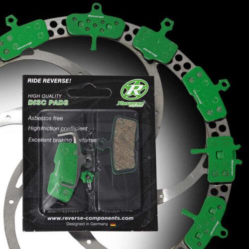 Reverse Scheibenbremsbelag Avid Trail E7 E9 Sram Guide organisch brake pad XO