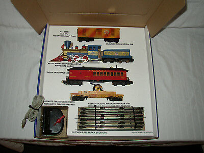 AMERICAN FLYER  REPRO INSERTS ONLY NO TRAINS FOR 20655 WASHINGTON SET