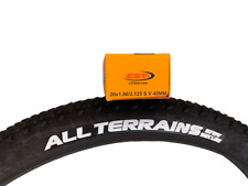 Zol Hybrid Urban Reflective MTB Mountain Bike Tire 26 x1.95