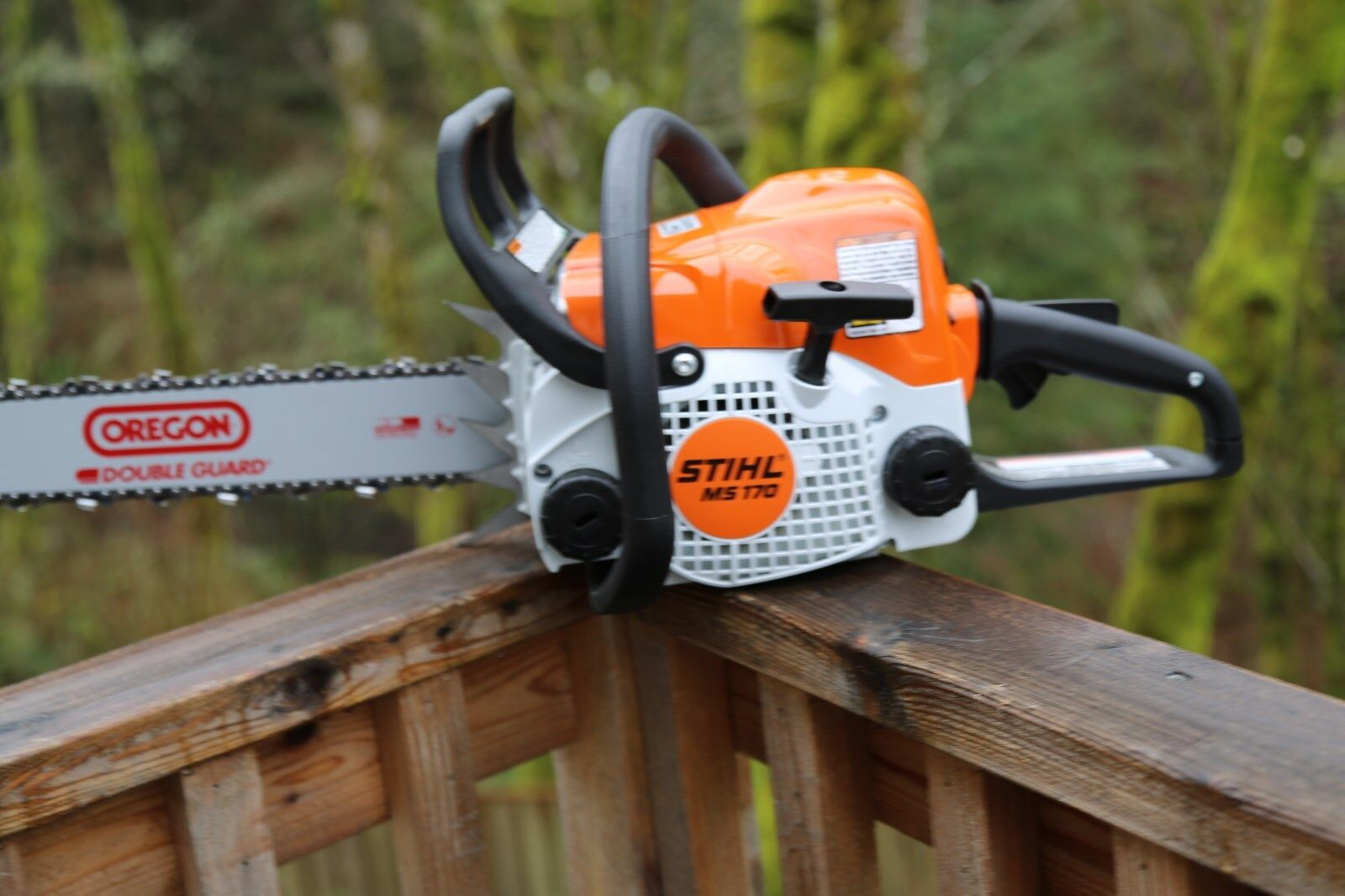 What Size Chain Is On A Stihl Ms170