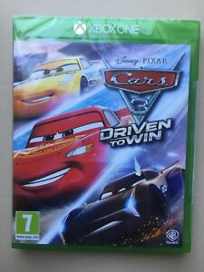 Disney Cars 3 Driven To Win Xbox One Game New Sealed 92208833 Ebay