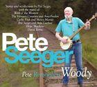 Pete Remembers Woody [Digipak] by Pete Seeger (Folk) (CD, Oct-2012, 2 Discs, Appleseed Recordings)