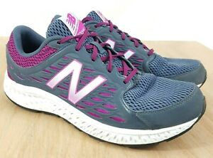 New Balance 420 U3 Gray Purple Comfort
