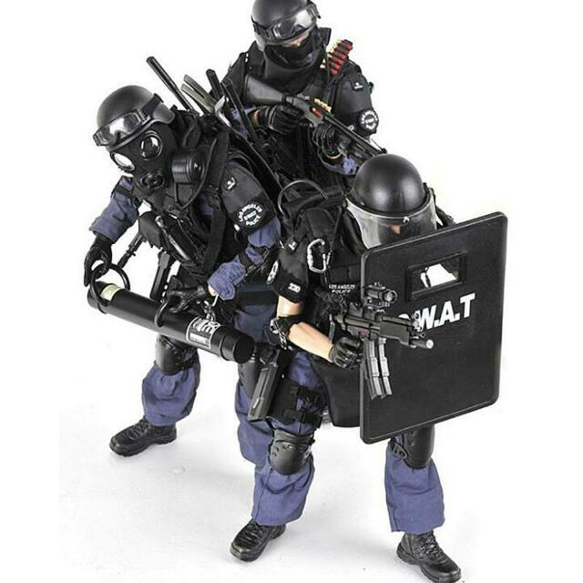 DAM DAMTOYS 78044B 1//6 USA SWAT detective Collectible Doll Toy Gift Action