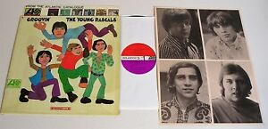 The-Young-Rascals-Groovin-039-ORIGINAL-1967-US-MONO-LP-CLEAN-In-Shrink-w-Poster