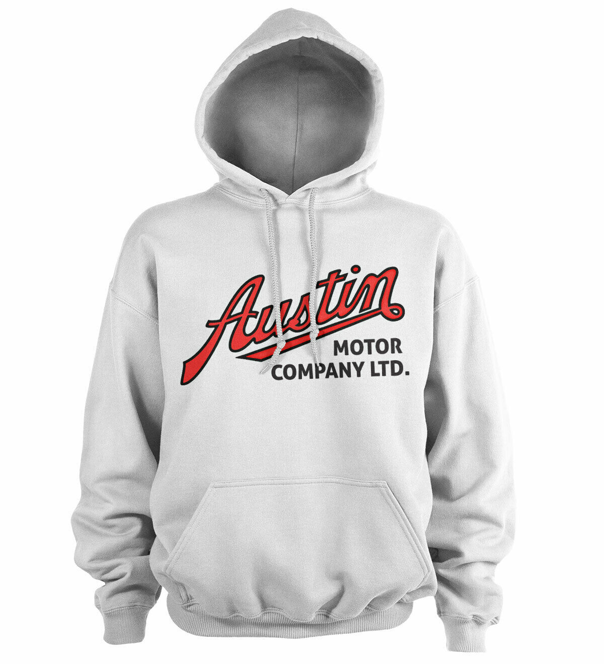 Officially Licensed Austin Motor Company Hoodie S-XXL Sizes
