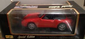 Porsche-911-carrera-Cabrio-Special-Edition-1-18-Maisto-fundido-a-presion-082818DBT8