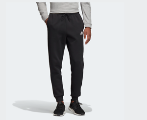 ADIDAS-PANTALONE-TUTA-UOMO-MUST-HAVES-PLAIN-NERO-DT9910-BLACK-ORIGINALI