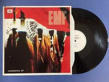 EMF - Unexplained EP - Getting Through / Far From Me, Parlophone 12SGE-2026 Ex+