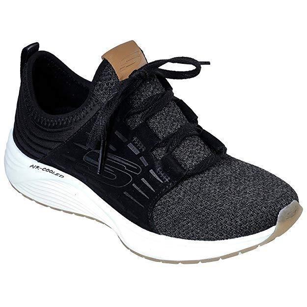 Skechers Skyline 13046 13046 13046 BKW Black White Women's shoes 51ac91