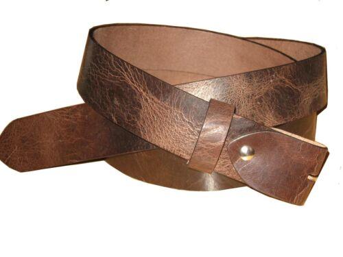 Gürtelband Gürtelriemen Gürtelrohling mit Schlaufe, Binder,Schrauben 4cm breit