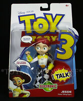7 Jessie Deluxe Talking Figure Electronic Toy Story 3 - Pull String Pixar