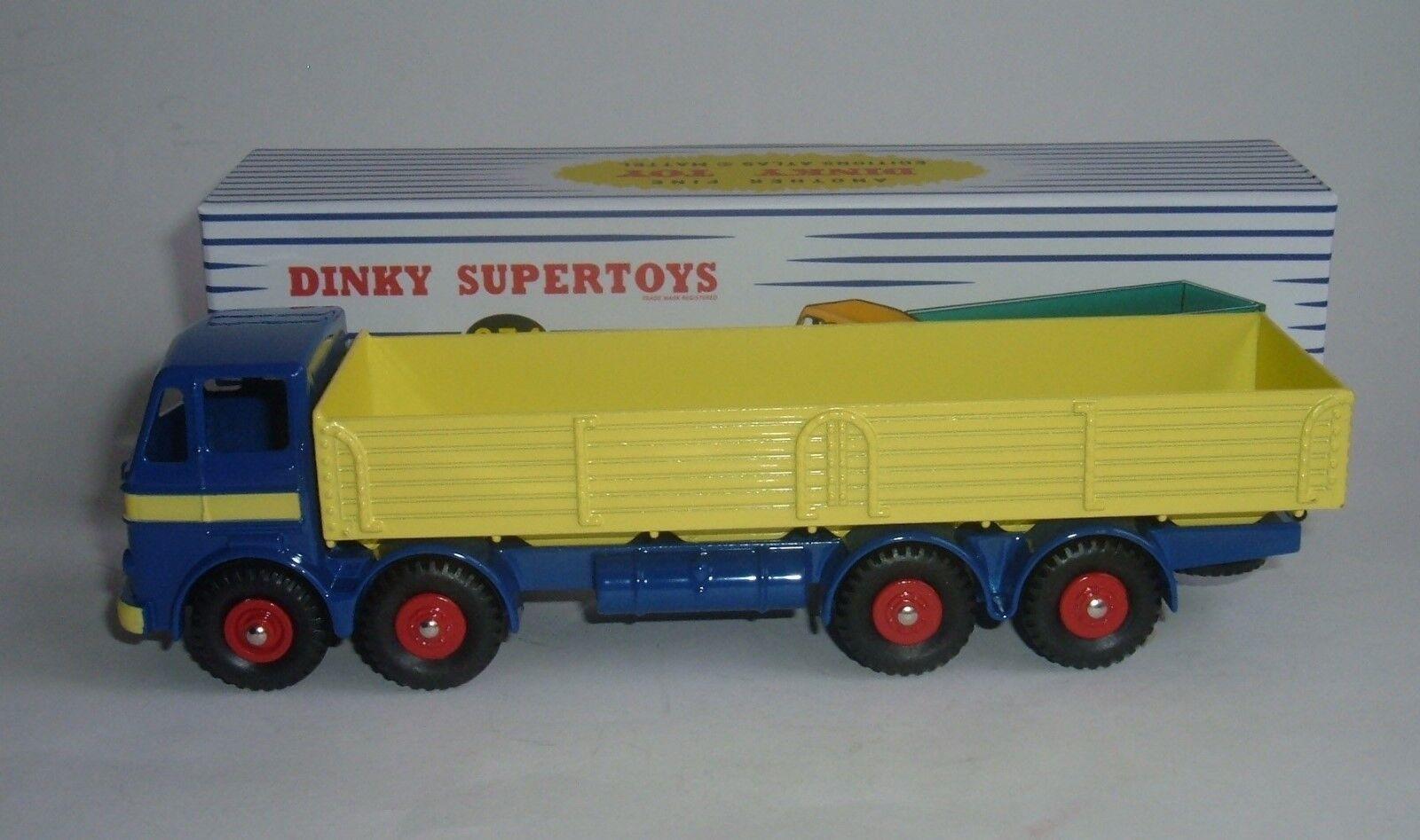 Atlas Dinky Juguetes Nº 934, Leyland Pulpo Wagon, Excelente Como Nuevo