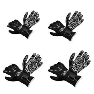 Men-Women-3mm-Neoprene-Scuba-Diving-Surfing-Swimming-Water-Sports-Warm-Gloves
