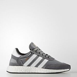 f213c8eec Adidas INIKI Runner size 9.5. Grey White Black . BB2089. nmd ultra ...