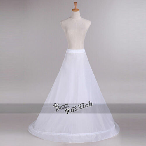 White Wedding Petticoat Bridal Hoop//Hoopless Crinoline Underskirt Skirt Costume