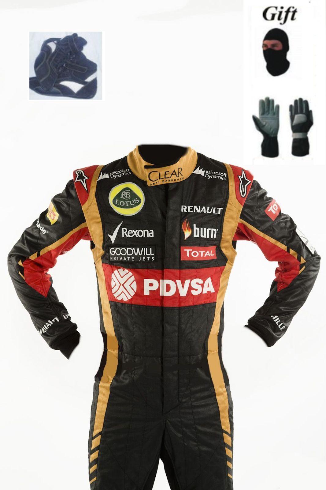 Lotus kart race suit KIT CIK FIA level 2  2014 style(free gifts)  wholesale