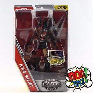 Finn-Balor-WWE-Wrestling-Elite-Series-46-Action-Figure-HTR-NIB-Finn-Balor-New