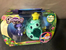 Glimmies Small Lilac Glimhouse and Green Glimmie Glimmies Llight-Up Function