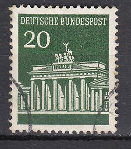 BRD 1966 Mi.Nr. 507 Rollenmarke mit Nr. Gestempelt (R100) - Beckum, Deutschland - BRD 1966 Mi.Nr. 507 Rollenmarke mit Nr. Gestempelt (R100) - Beckum, Deutschland