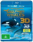 Dolphins And Whales - Tribes Of The Ocean (Blu-ray, 2011)