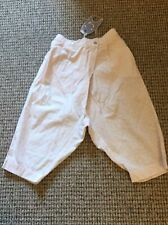 BNWT Lovebugs Fine Cotton Harem Pants Trousers Soft Pink Paisley Age 5 - 6