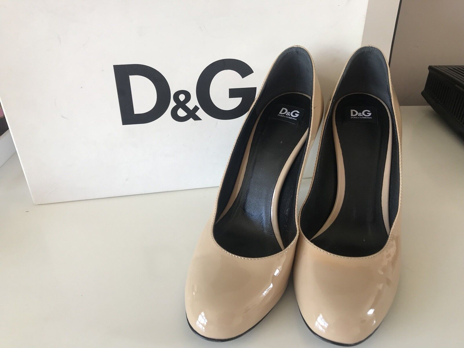 D&G Nude heels Size 5uk