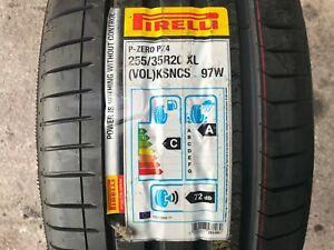 1-X-Nouveau-255-35-20-Pirelli-Pzero-PZ4-255-35-R20-97-W-XL