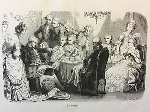 The-Supper-10064-French-1789-Philippoteaux-France